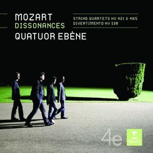 Streichquartette Kv 421,465, Quatuor Ebene