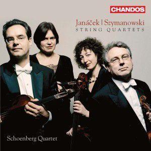 Streichquartette Nr. 1 + 2, Schoenberg Quartet