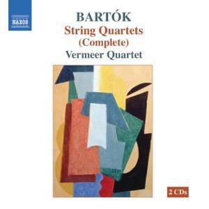 Streichquartette Nr. 1 - 6, Vermeer Quartett