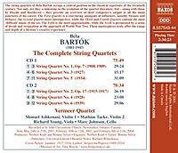 Streichquartette Nr. 1 - 6 - Produktdetailbild 1