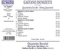 Streichquartette Nr. 4 - 6 - Produktdetailbild 1