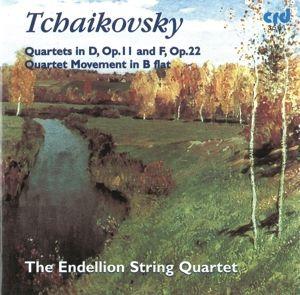 Streichquartette Op.11 & 22, The Endellion String Quartet
