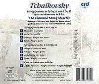 Streichquartette Op.11 & 22 - Produktdetailbild 1
