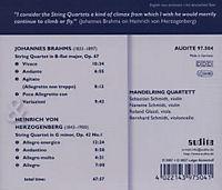 Streichquartette Opp.67 & 42 - Produktdetailbild 1