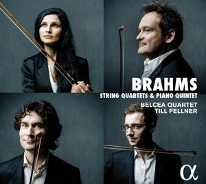 Streichquartette/Pianoquintett, T. Fellner, Belcea Quartet