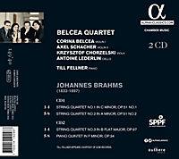 Streichquartette/Pianoquintett - Produktdetailbild 1