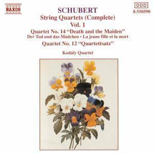 Streichquartette Vol. 1, Kodaly Quartet