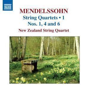 Streichquartette Vol.1, New Zealand String Quartet