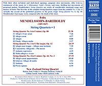 Streichquartette Vol.1 - Produktdetailbild 1