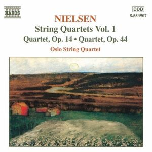 Streichquartette Vol. 1, Oslo String Quartet