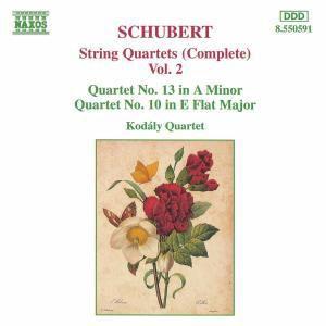 Streichquartette Vol. 2, Kodaly-quartett