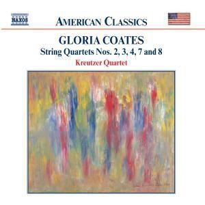 Streichquartette Vol.2, Kreutzer Quartett