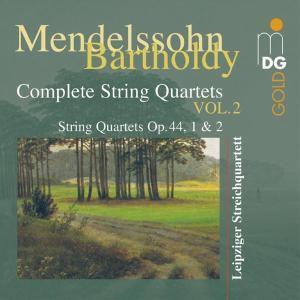 Streichquartette Vol. 2, Leipziger Streichquartett