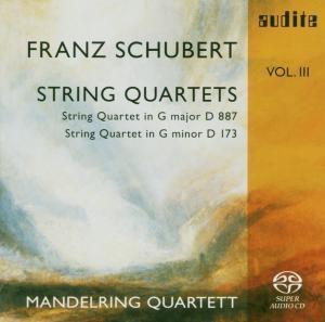 Streichquartette Vol.3, Mandelring Quartett