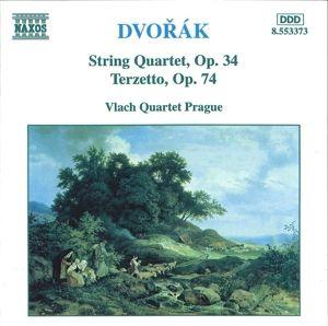 Streichquartette Vol. 3, Vlach-Quartett Prag
