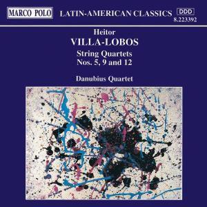 Streichquartette Vol.4, Danubius Quartet
