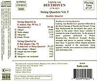 Streichquartette Vol. 5 - Produktdetailbild 1