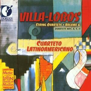 Streichquartette,Vol.6, Cuarteto Latinoamericano