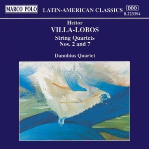 Streichquartette Vol.6, Danubius Quartet