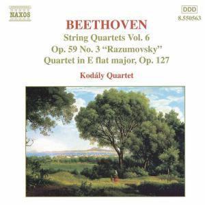 Streichquartette Vol. 6, Kodaly Quartet