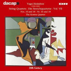 Streichquartette Vol.7, Kontra Quartet