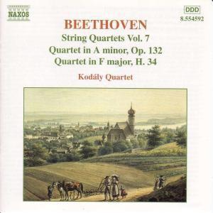 Streichquartette Vol. 7, Kodaly Quartett