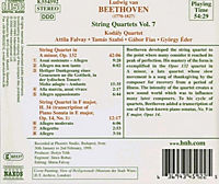 Streichquartette Vol. 7 - Produktdetailbild 1