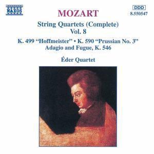 Streichquartette Vol. 8, Eder-quartett