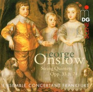 Streichquintette Op.33 & 74, Ensemble Concertant Frankfurt