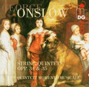 Streichquintette Opp. 34 & 35, Quintett Momento Musicale