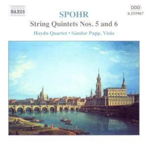 Streichquintette Vol.3, Haydn Quartett, Sandor Papp