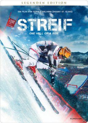 Streif Legenden Edition, Hannes Reichelt, Didier Cuche