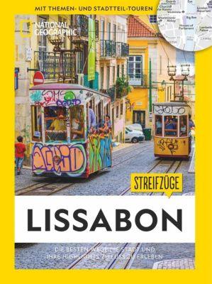 Streifzüge Lissabon, Eva Mäkler