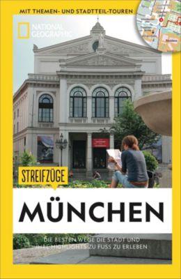 Streifzüge München, Susanne Pahler, Barbara Webinger