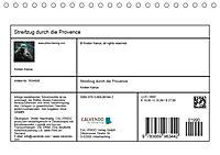 Streifzug durch die Provence (Tischkalender 2019 DIN A5 quer) - Produktdetailbild 13