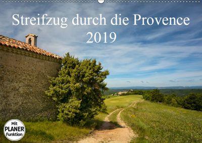 Streifzug durch die Provence (Wandkalender 2019 DIN A2 quer), Kirsten Karius