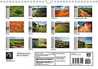 Streifzug durch die Provence (Wandkalender 2019 DIN A4 quer) - Produktdetailbild 13