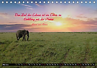 Streifzug durch Landschaften mit Zitaten (Tischkalender 2019 DIN A5 quer) - Produktdetailbild 5