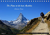 Streifzug durch Landschaften mit Zitaten (Tischkalender 2019 DIN A5 quer) - Produktdetailbild 8