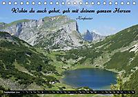 Streifzug durch Landschaften mit Zitaten (Tischkalender 2019 DIN A5 quer) - Produktdetailbild 9