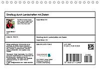 Streifzug durch Landschaften mit Zitaten (Tischkalender 2019 DIN A5 quer) - Produktdetailbild 13