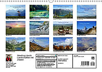 Streifzug durch Landschaften mit Zitaten (Wandkalender 2019 DIN A3 quer) - Produktdetailbild 13