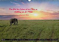Streifzug durch Landschaften mit Zitaten (Wandkalender 2019 DIN A3 quer) - Produktdetailbild 5