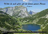 Streifzug durch Landschaften mit Zitaten (Wandkalender 2019 DIN A3 quer) - Produktdetailbild 9