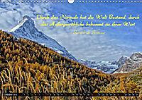 Streifzug durch Landschaften mit Zitaten (Wandkalender 2019 DIN A3 quer) - Produktdetailbild 10