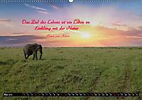 Streifzug durch Landschaften mit Zitaten (Wandkalender 2019 DIN A2 quer) - Produktdetailbild 5