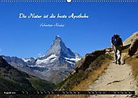 Streifzug durch Landschaften mit Zitaten (Wandkalender 2019 DIN A2 quer) - Produktdetailbild 8