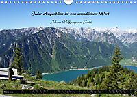 Streifzug durch Landschaften mit Zitaten (Wandkalender 2019 DIN A4 quer) - Produktdetailbild 3