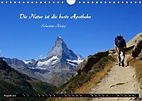 Streifzug durch Landschaften mit Zitaten (Wandkalender 2019 DIN A4 quer) - Produktdetailbild 8