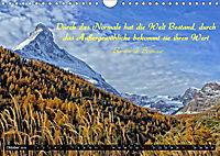 Streifzug durch Landschaften mit Zitaten (Wandkalender 2019 DIN A4 quer) - Produktdetailbild 10